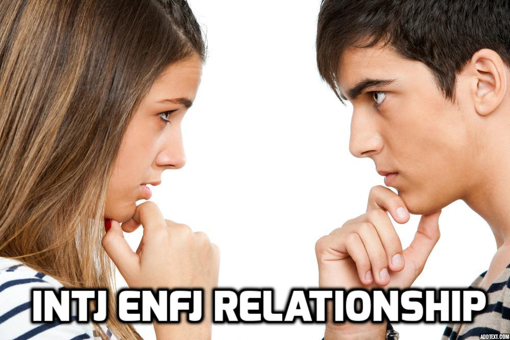 INTJ ENFJ Relationship