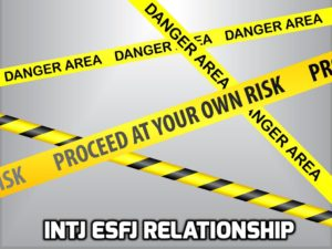 INTJ ESFJ Relationship