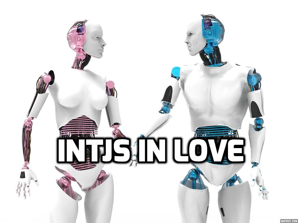 INTJs in love